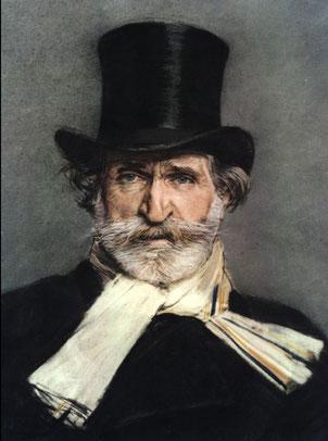 ジュゼッペ・ヴェルディ(1803-1901)ウィキペディア