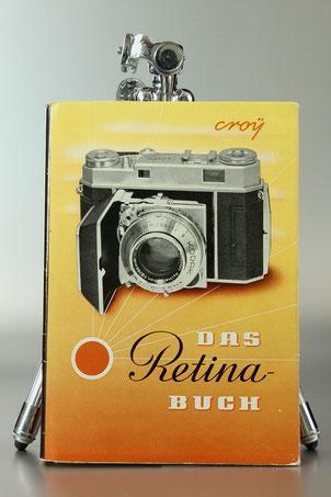 """Das Retina-Buch """"Croy""""  ©  engel-art.ch"""