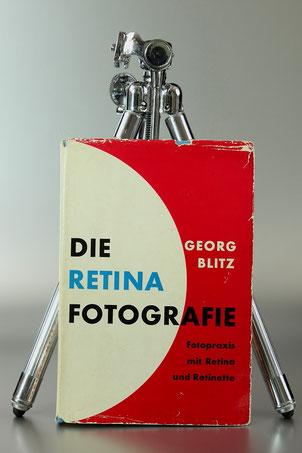 Die Retina Fotografie Georg Blitz  ©  engel-art.ch
