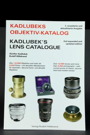 Kadlubeks Objektiv-Katalog II Aufl. © engel-art.ch