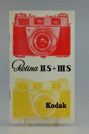Prospekt KODAK Retina IIS & IIIS     ©  engel-art.ch