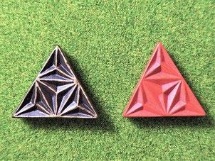 三角型/シャープでカッコイイ