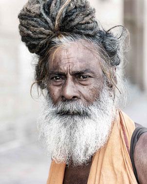 ドレッドヘアの歴史 インドのサドゥー