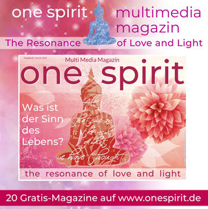 One Spirit Magazin - Übersicht - einfach klicken