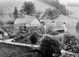"""Gockeln Hof"" um 1940"