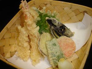 特大海老天ぷら