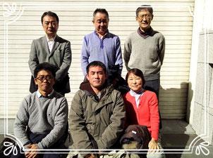 臨床に学ぶ会のメンバー