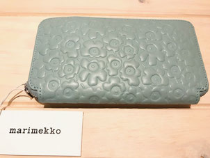 マリメッコ marimekko ウニッコ 北欧雑貨 財布