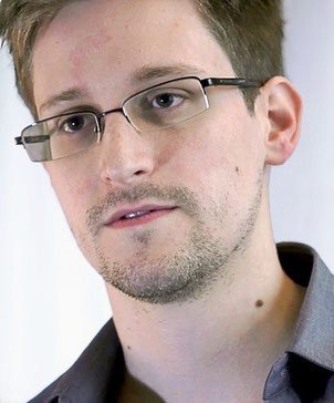 photo de Edward Snowden