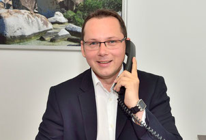 Versicherungsmakler Wilfried Hunyar Landshut