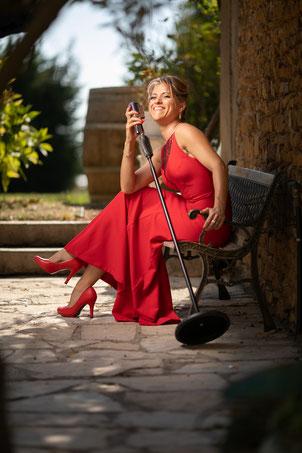 chanteuse chanteur cocktail vin d'honneur jazz lounge soul