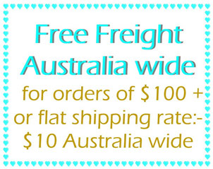Earth Jewel Creations free freight Australia