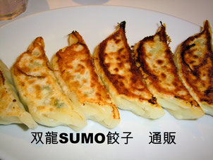 手作り鉄鍋餃子双龍