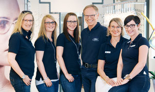 Team von Sehzentrum Optik Eichinger