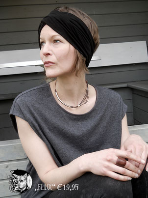 Catmansion - Extraordinary spooky jewellery - Holz + Metall Halskette Flux - Zebraspider DIY Blog