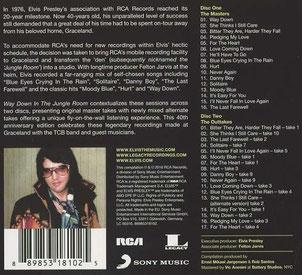CD-Cover-Rückseite