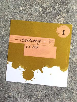 """dieartige // Design Studio - Die neue Gutscheinkarte / New """"New Design Gift Card"""""""