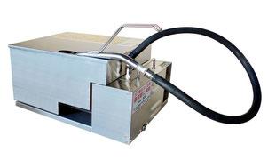 新型廃油ナイスくん2(油の濾過機)