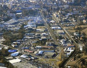 Zone commerciale de Tokoro (Ville de Gap)