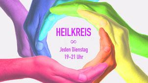 Heilkreis • Online Meetings  • Yngo Gutmann