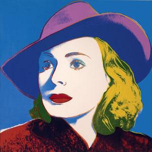 Création Andy Warhol