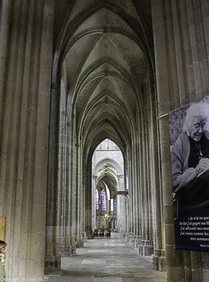 Bild:  Cathédrale Saint-Étienne in Auxerre
