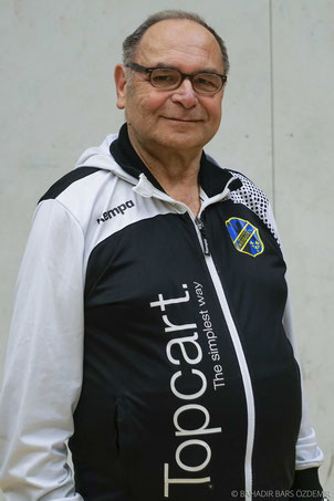 Herbert Seel HSG VfR/Eintracht Wiesbaden 1. Herren Oberliga Handball