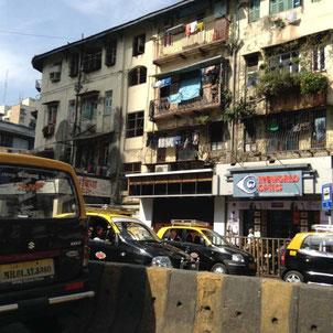 ムンバイにある売春宿