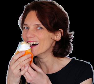 Marina créatrice de cupcakes en Loire-Atlantique