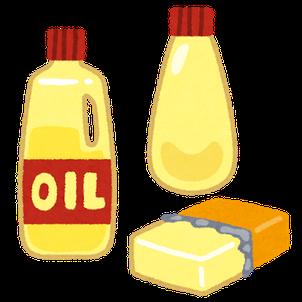 油のシミ抜き方法