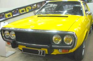 Renault R17 coupé sport 1971/79 déclinée en TS, Gordini et phase II - zorgblogauto.canalblog.com