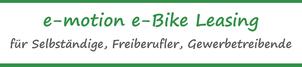 e-Bike Leasing für Selbständige, Freiberufler, Gewerbetreibende