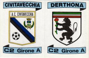 FIGURINA PANINI DERTHONA  1984-85