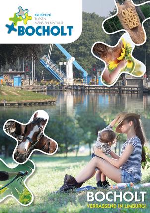 Van Bun Communicatie & Vormgeving - Grafische Vormgeving - Brochure Toerisme bocholt