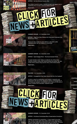 Penny Post Libertarian Journal news articles - graphic link