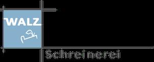 Logo Walz Schreinerei