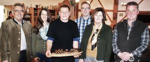 Wildbret Küche / Wildkochkurse / Wildrezepte - Jagdschutzverein Hubertus Neumarkt