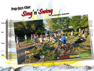 Sing'n'Swing Chorprobe 14.06.2021