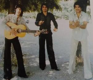 Los Chichos 1980 Amor de compra y venta l (Parque del retiro Madrid) promocional