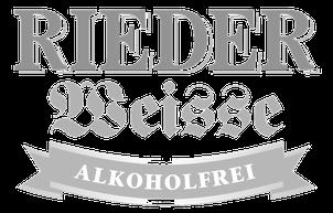 Rieder Bier/ Brauerei Ried/ Rieder Weiße Alkoholfrei
