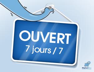Centres de lavage auto - Eléphant Bleu Châteauroux-Déols-Le Poinçonnet