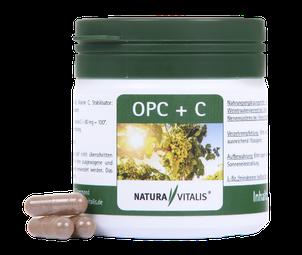 OPC plus Vitamin C Stoffwechselkur HCG Diät better Life