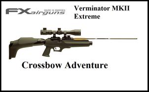 FX Verminator MKII MK2 Extreme Arrow