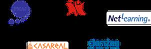 JPSビジネスカレッジ_取引法人のロゴマーク