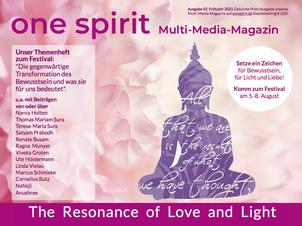 One Spirit Magazin - Herbst 2018 - einfach klicken