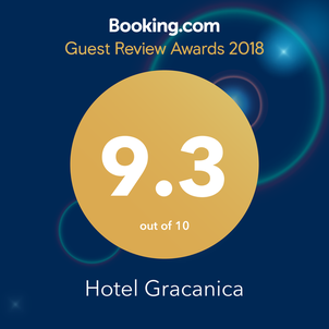 Boutique Hotel on the Outskirts of Pristina - Hotel Gracanica