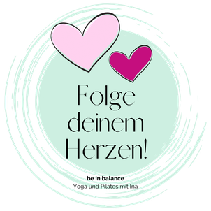 Yoga Pilates Herz