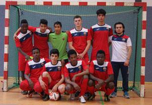 Unser Team vom 1. Spieltag
