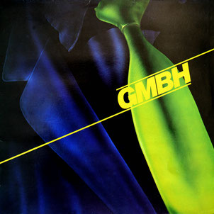 """Cover unserer LP """"GMBH"""" - von Helmut Weiß"""