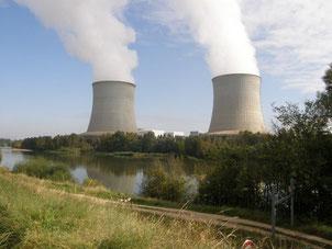 Centrale nucléaire Saint Laurent des eaux
